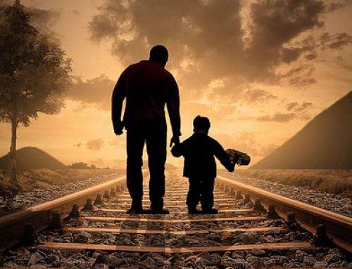 أبي صديقي ابني صديقي